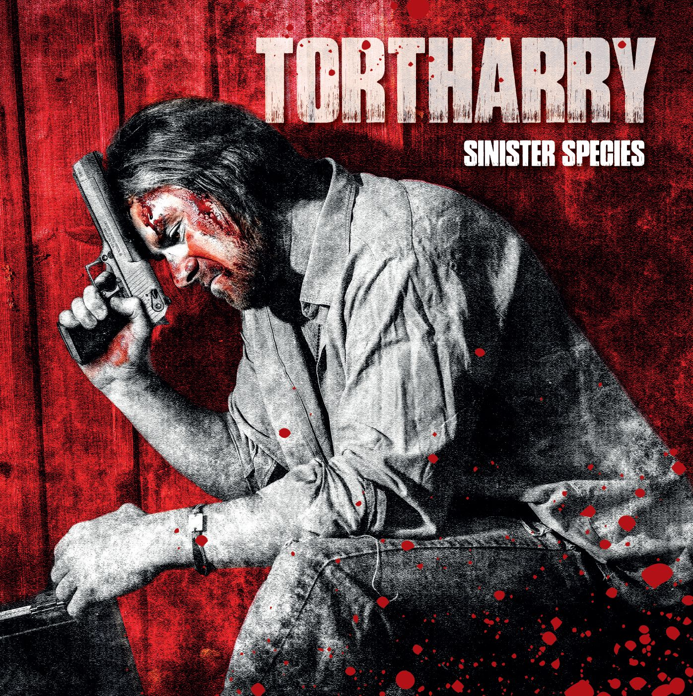 TORTHARRY Sinister Species (LP černé)