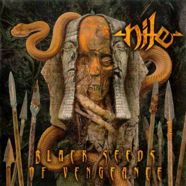 NILE Black Seeds of Vengeance