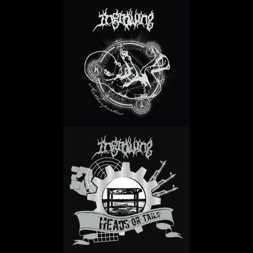 INGROWING Ætherpartus / Heads Or Tails (LP)