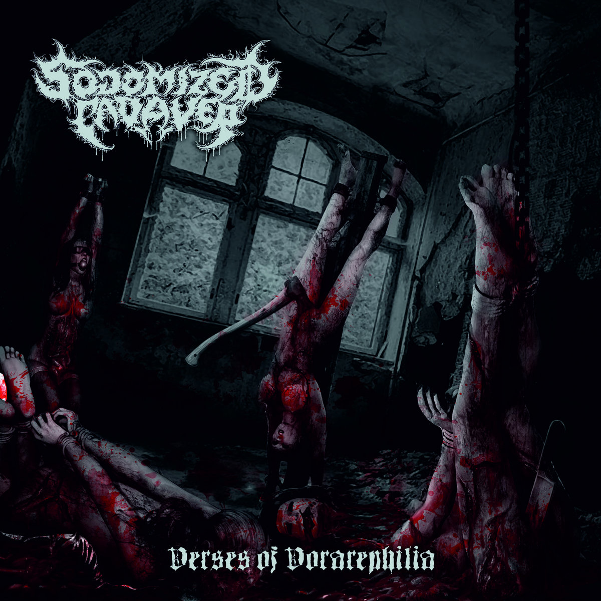 SODOMIZED CADAVER Verses Of Vorarephilia