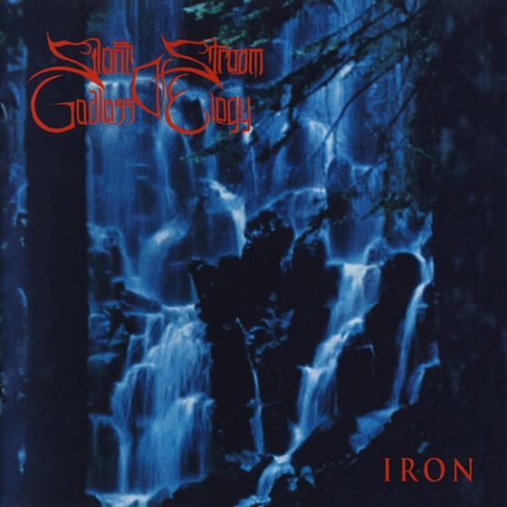SILENT STREAM OF GODLESS ELEGY Iron (LP)