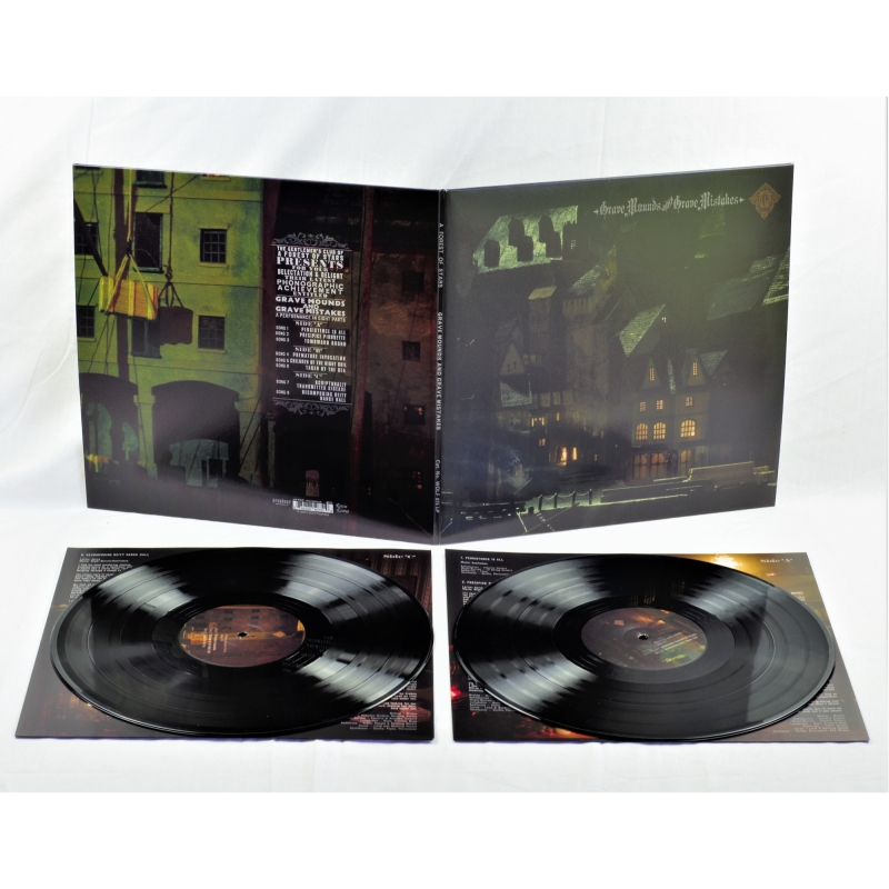 A FOREST OF STARS Grave Mounds and Grave Mistakes (2 LP)