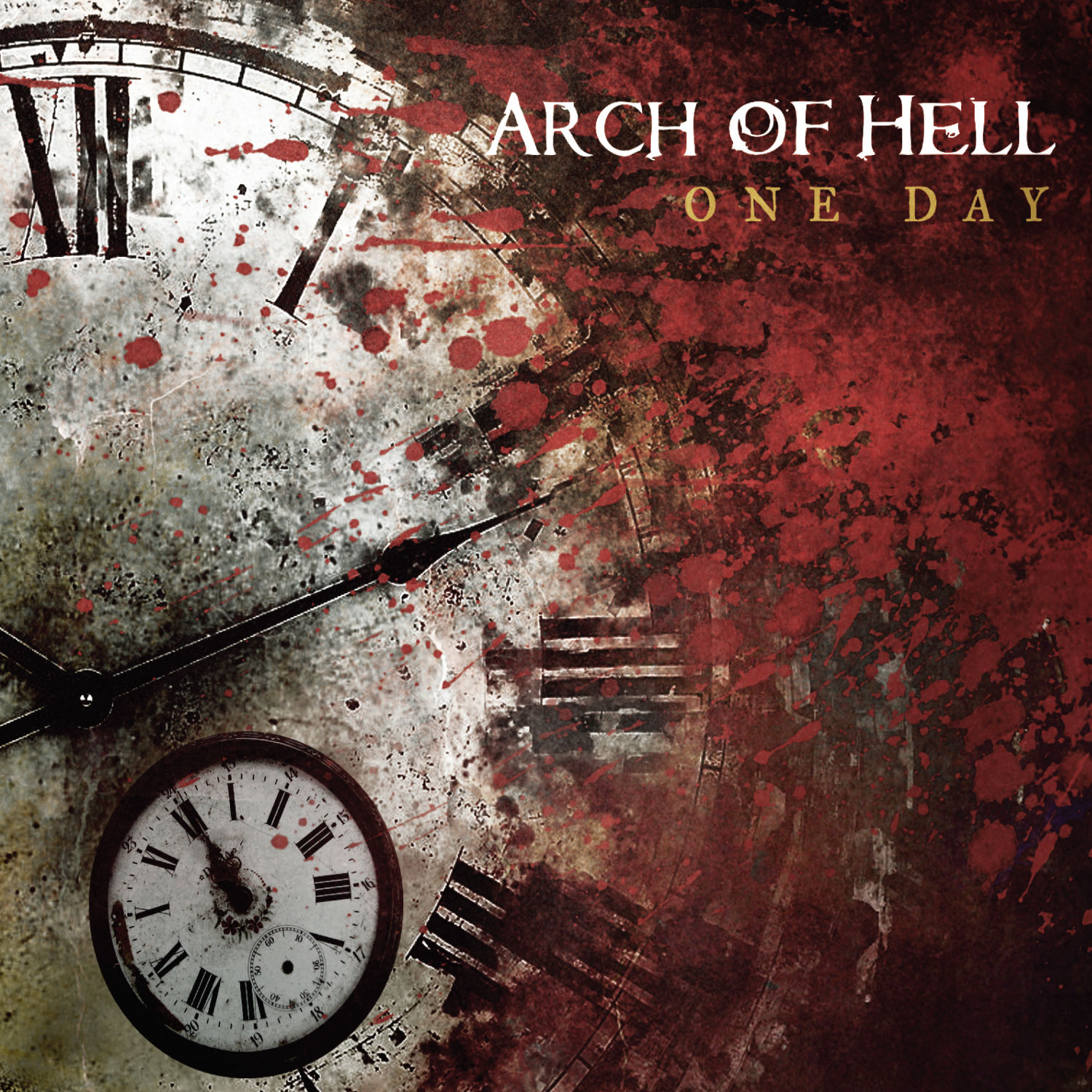 ARCH OF HELL  One Day