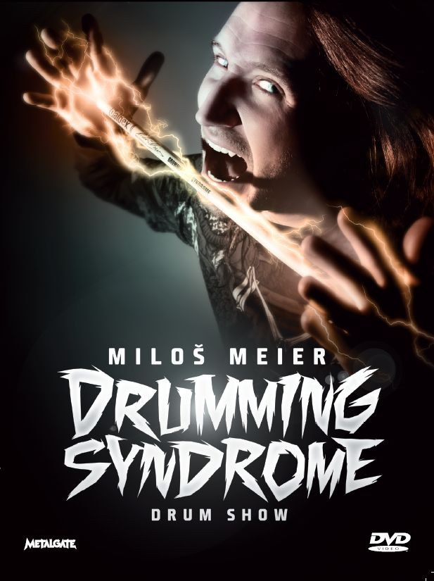 MILOŠ MEIER Drumming Syndrome (DVD)