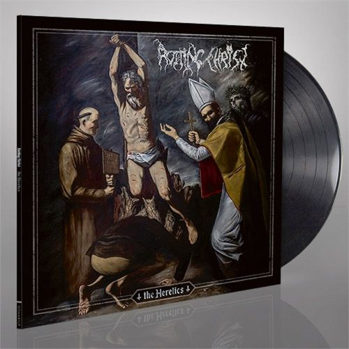 ROTTING CHRIST The Heretics (LP)