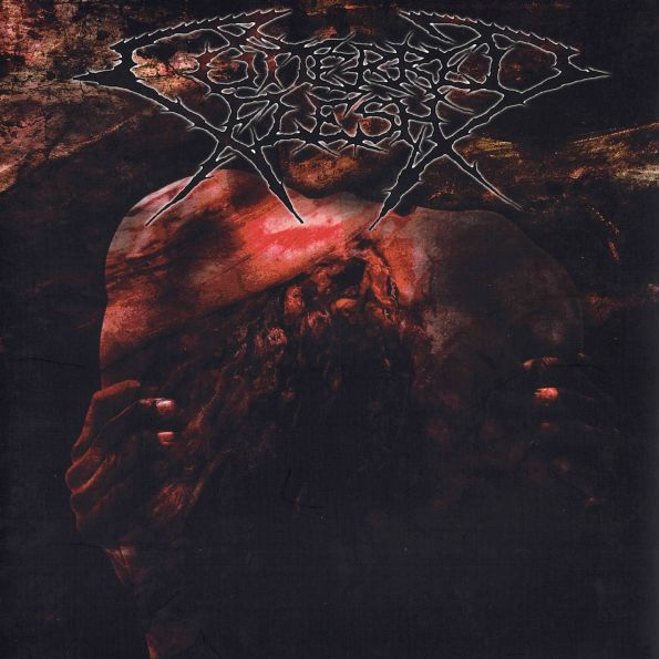 CUTTERRED FLESH split s Smashed Face (LP)