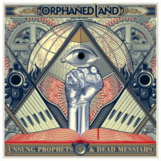 ORPHANED LAND Unsung Prophets & Dead Messiahs (2 LP + CD)