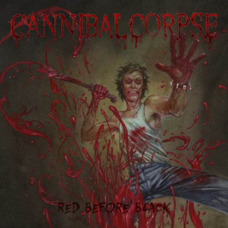 CANNIBAL CORPSE Red Before Black