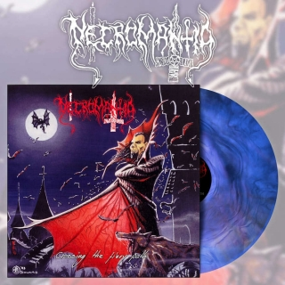 NECROMANTIA Crossing the Fiery Path (LP)