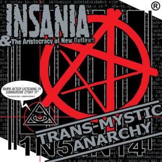 INSANIA Trans-Mystic Anarchy (2LP+CD)